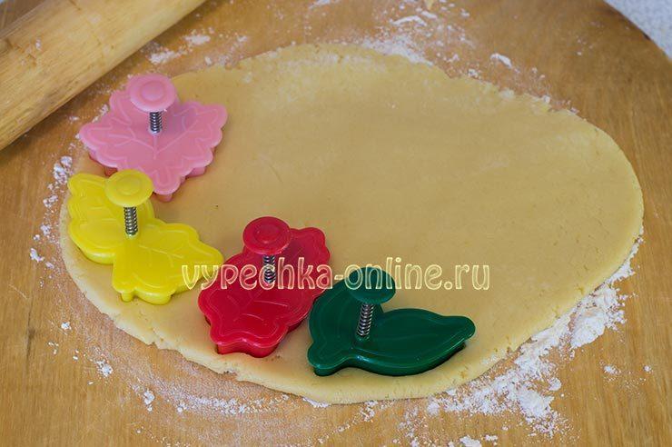 Как сделать песочное печенье в домашних условиях