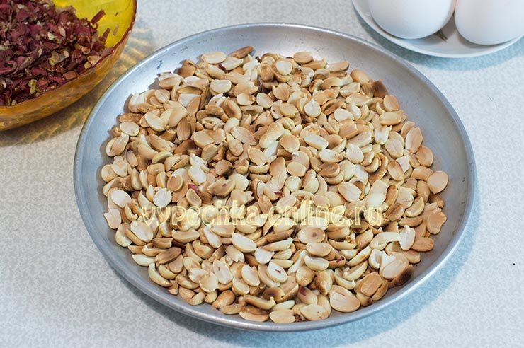 Английский рождественский кекс с сухофруктами и орехами