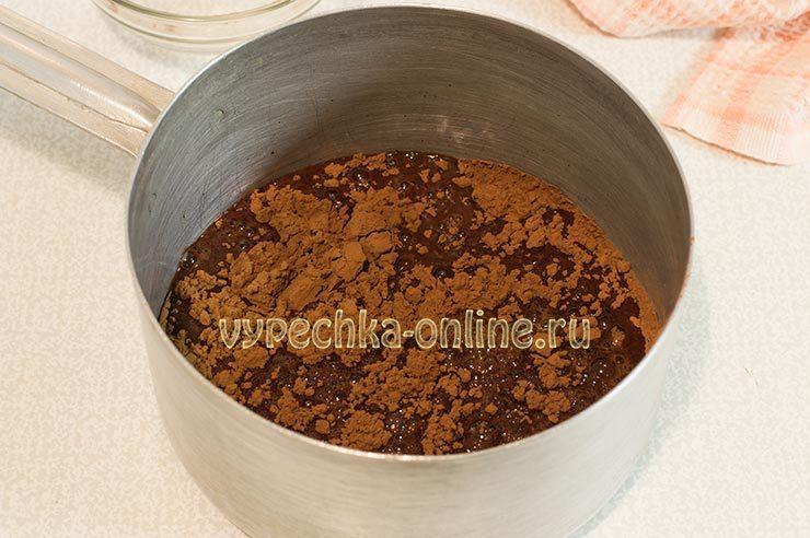 Домашняя нутелла рецепт без муки