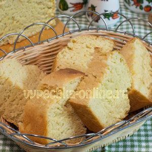 Хлеб с нутовой мукой
