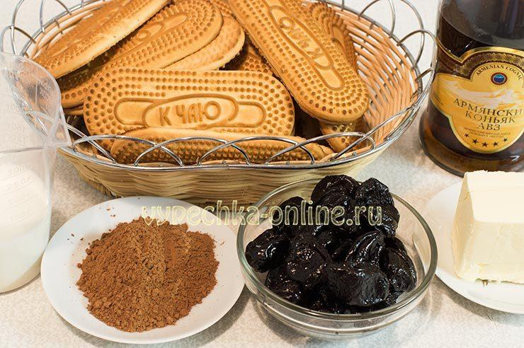 Домашняя шоколадная колбаска рецепт