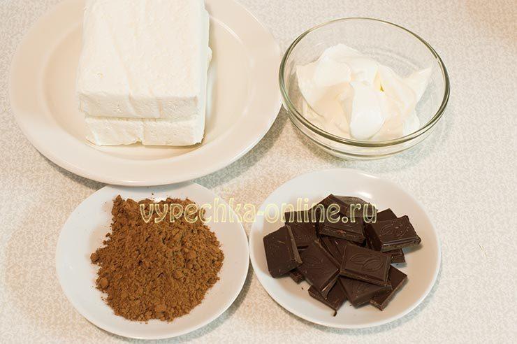 Как сделать шоколадный крем из шоколадки