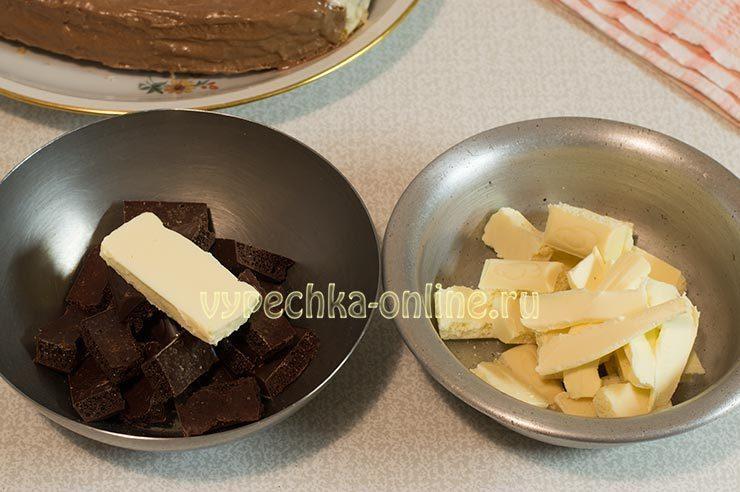 Глазурь в домашних условиях из шоколада