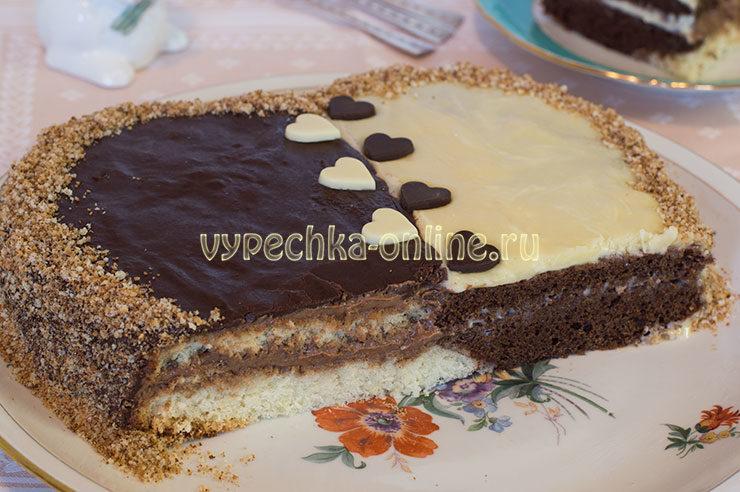 Необычный торт красивое фото
