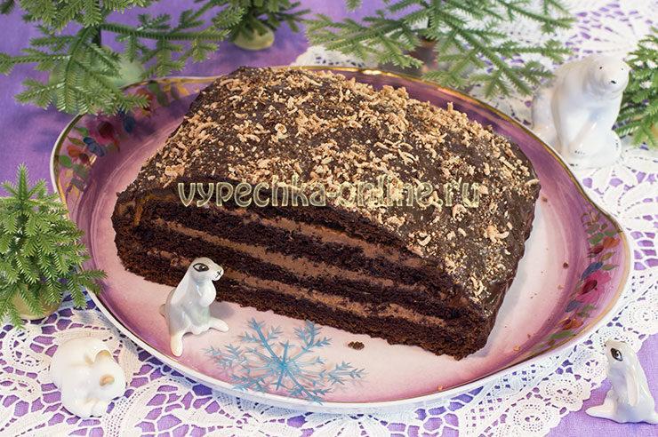 Торт Прага лучший рецепт