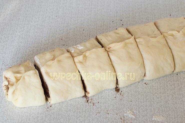Как сделать красивые булочки