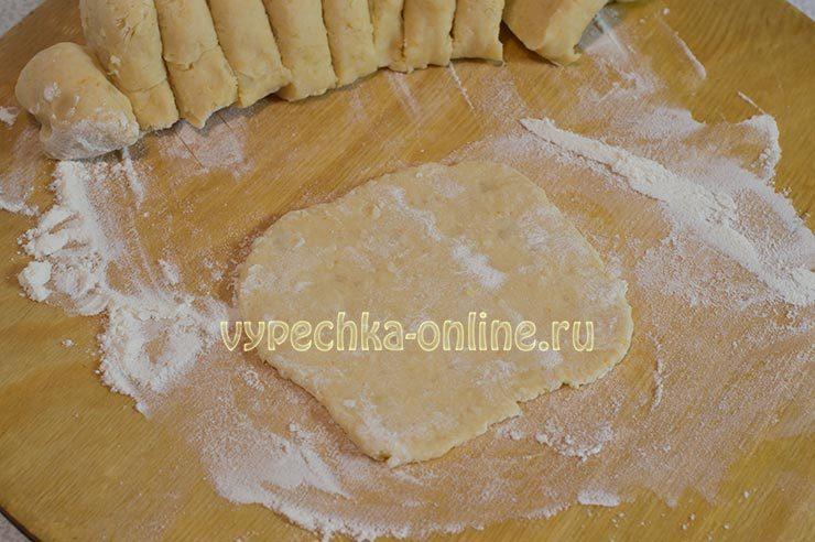 Сырные лепешки в духовке рецепт