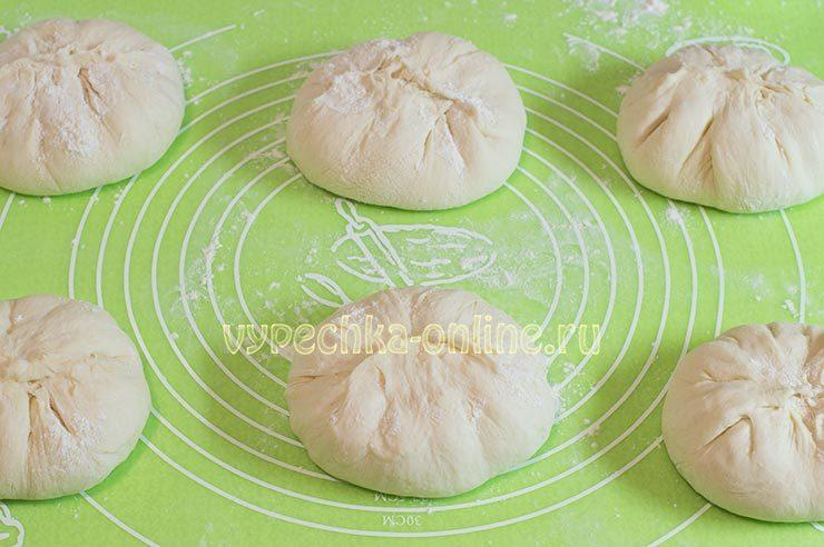Приготовление хачапури