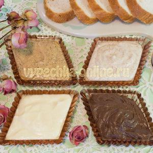 Как сделать крем из сгущенки и сливочного масла для торта