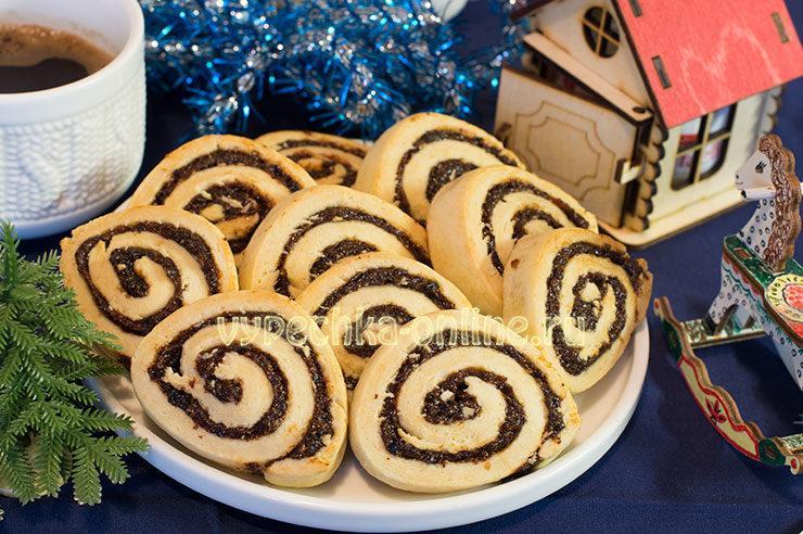 Печенье из песочного теста рецепт с фото пошагово