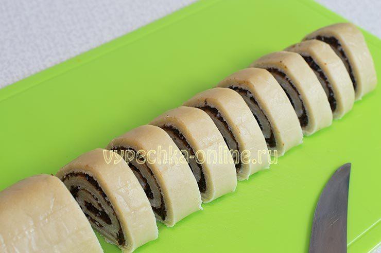 Печенье без формочек