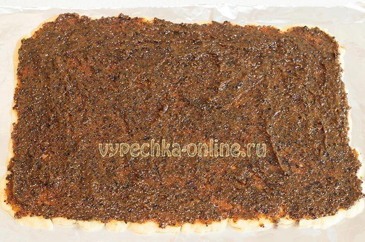Печенье из песочного теста с вареньем
