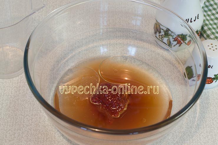 Выпечка с томатной пастой