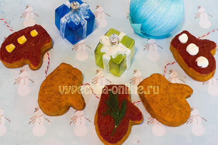 Рецепт постного печенья в домашних условиях