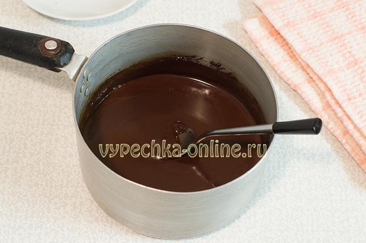 Вкусная шоколадная глазурь в домашних условиях