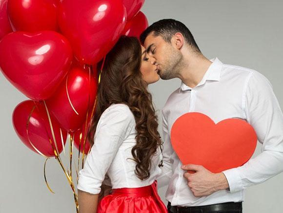 Что подарить на день святого Валентина мужчине, девушке