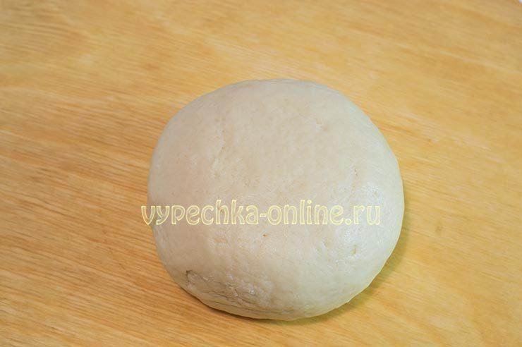 Песочное тесто на коржики
