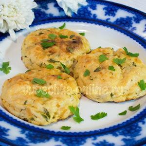Картофельные котлеты в духовке: рецепт с фото с сыром и творогом