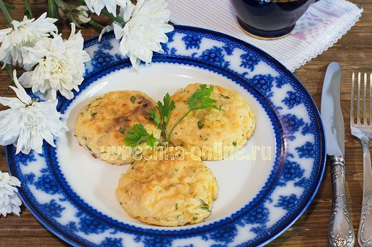 Картофельники рецепт