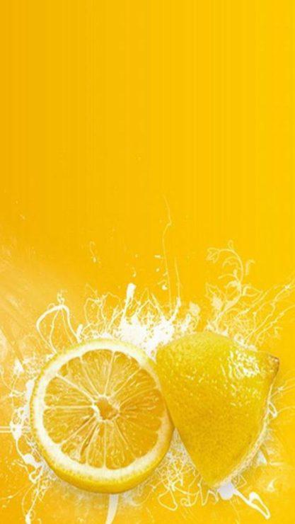 Картинка с лимоном