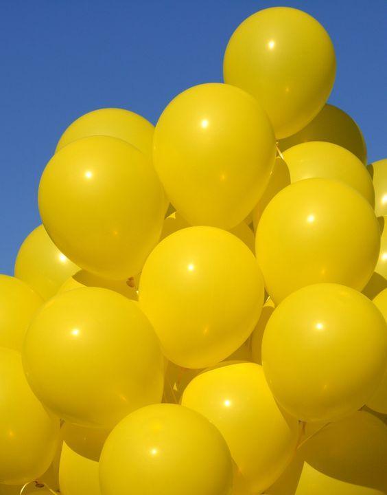 Непрозрачные воздушные шары