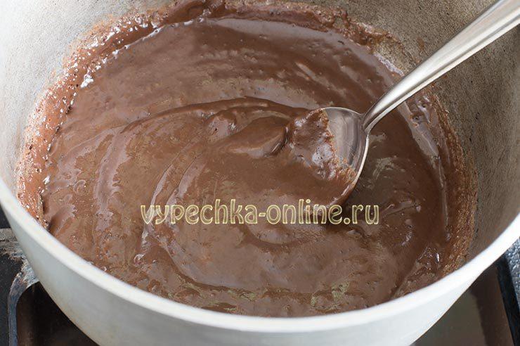 Конфеты из сгущенного молока и какао