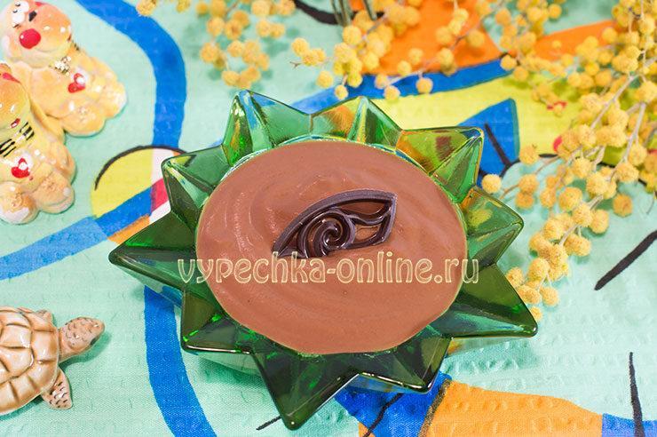 Заварной крем со сгущенкой для торта Бригадейро рецепт с фото пошагово в домашних условиях