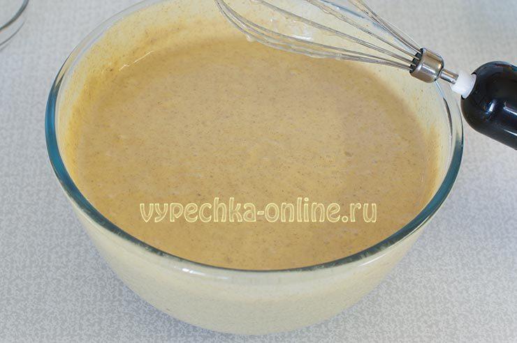 Как сделать тесто на оладьи на кефире