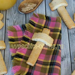 Печенье кресты постное медовое, рецепт выпечки на крестопоклонной неделе