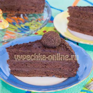 Торт бригадейро рецепт