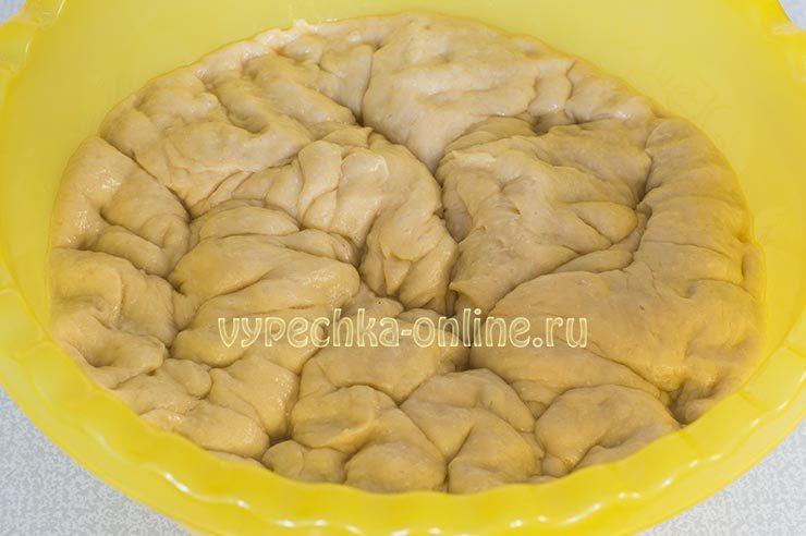 Как приготовить сдобное дрожжевое тесто для пирогов на сухих дрожжах