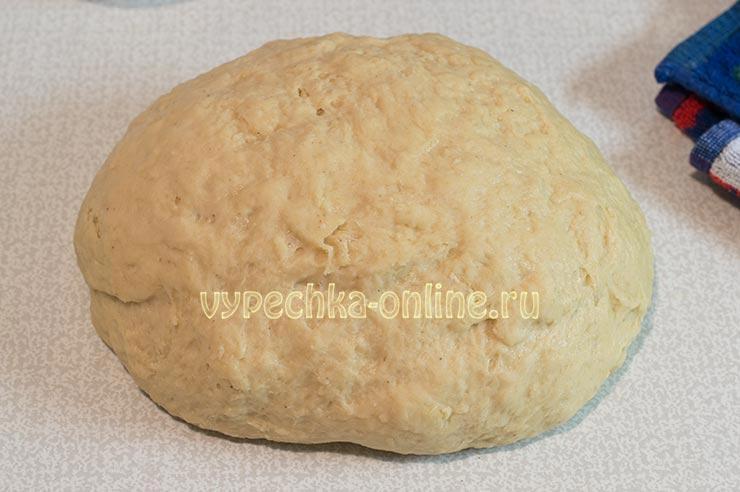 Пряничное тесто без сливочного масла