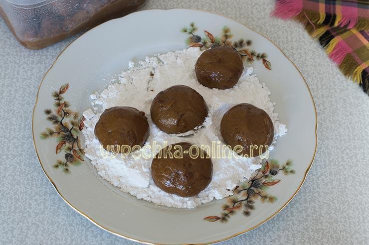 Постное печенье на растительном масле