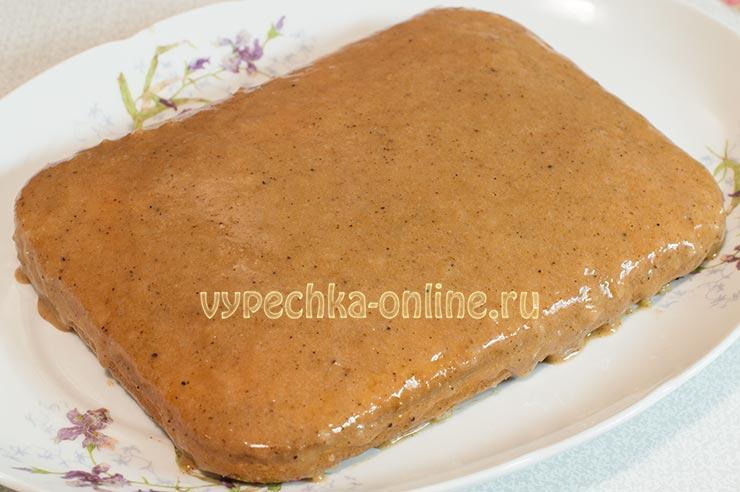 Как приготовить постный торт в домашних условиях