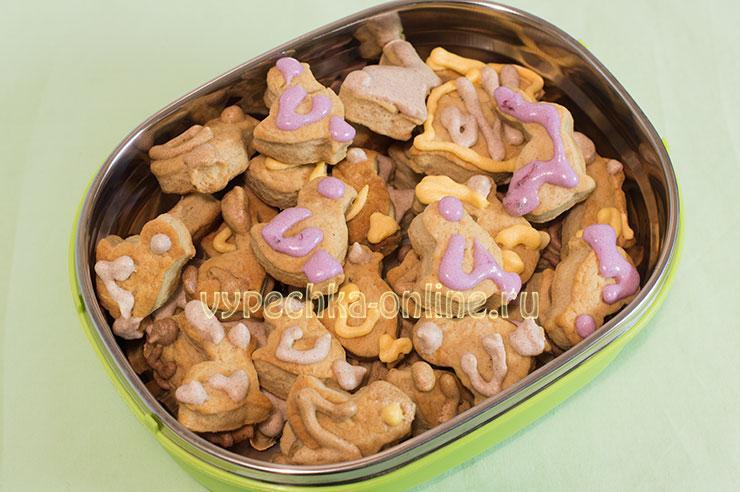 Имбирные пряники на Пасху вкусные рецепт с фото