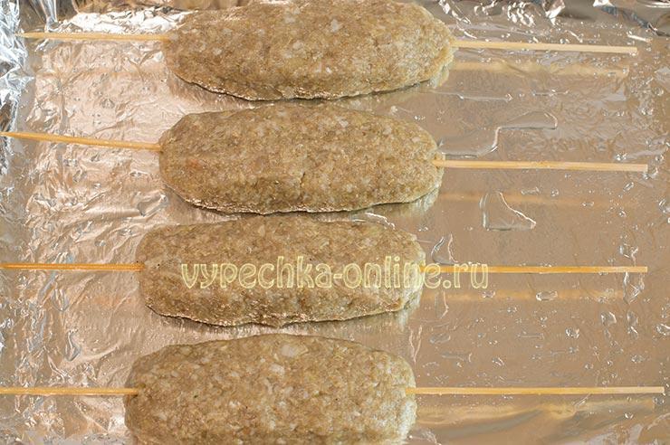 Как приготовить люля-кебаб из свинины