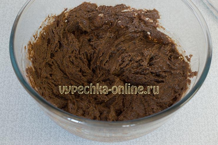 Тесто на постное печенье
