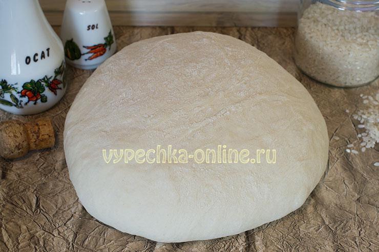 Постное тесто для пирожков дрожжевое очень вкусное как пух – рецепт с фото пошагово в духовке
