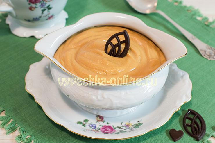 Крем из варёной сгущёнки и сливочного масла для бисквитного торта пошаговый рецепт с фото