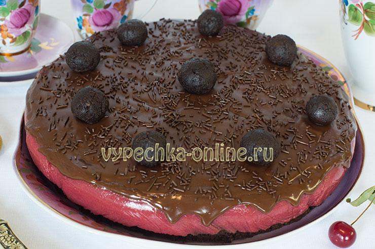 Постный торт вкусный рецепт с фото