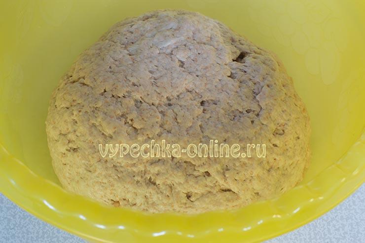 Тесто для постных булочек в духовке