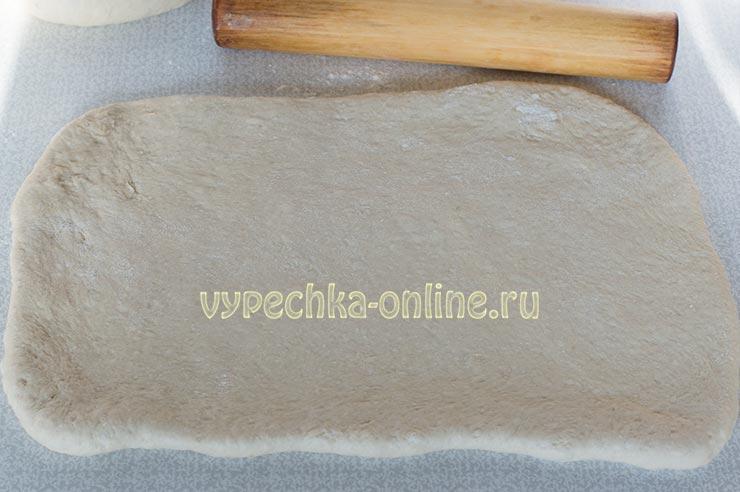 Постное дрожжевое тесто для пирога как сделать мягким