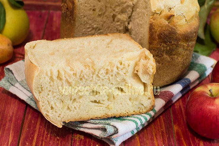 Сладкий хлеб в хлебопечке рецепт