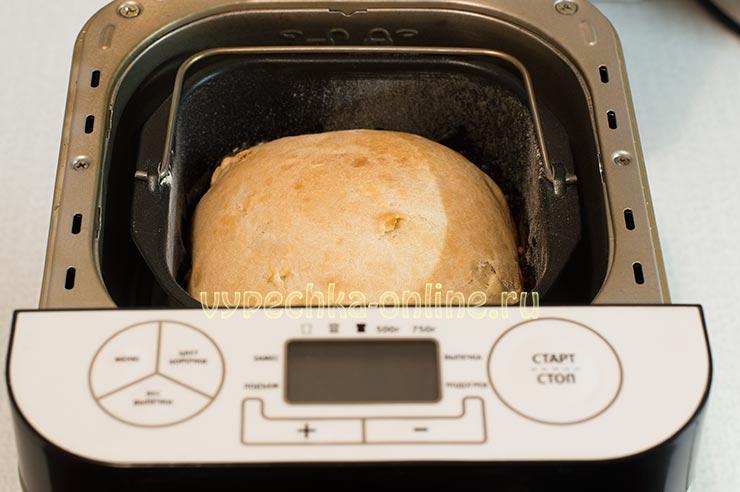 Сладкий хлеб в хлебопечке рецепт 750 грамм