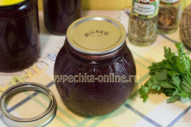 Как приготовить соус ткемали в домашних условиях на зиму из сливы