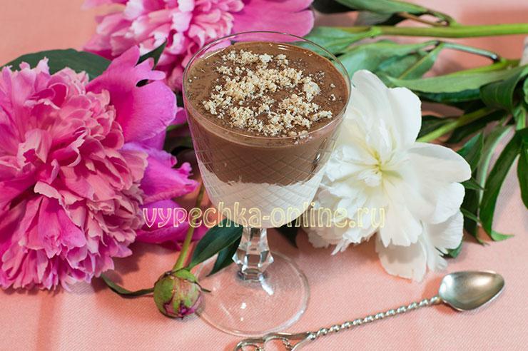 Десерт из творога без выпечки на скорую руку в домашних условиях блендером