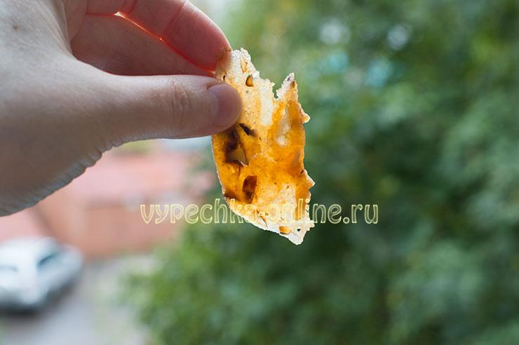 Рецепт яблочного сыра с орехами