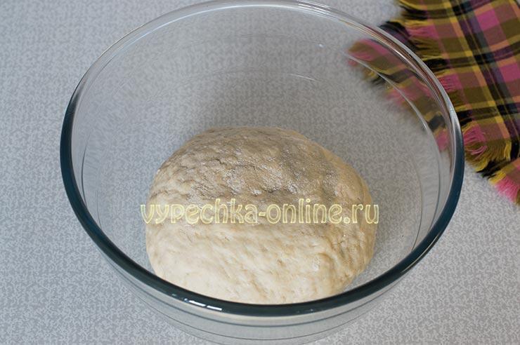 Рецепт постного пирога с яблоками в духовке
