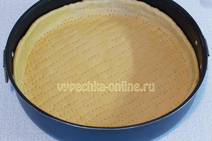 Пирог с яблоками и грушами рецепт с фото