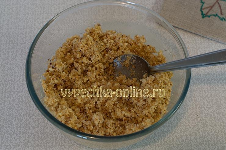 Печенье Бармак рецепт с фото